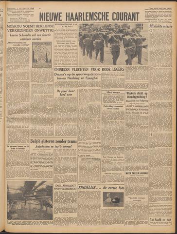 Nieuwe Haarlemsche Courant 1948-12-07