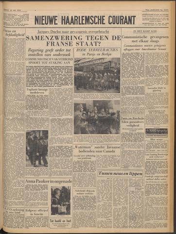 Nieuwe Haarlemsche Courant 1952-05-30