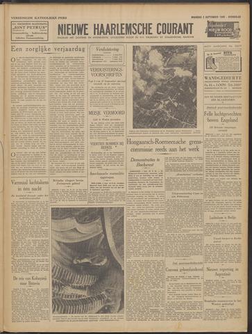 Nieuwe Haarlemsche Courant 1940-09-02