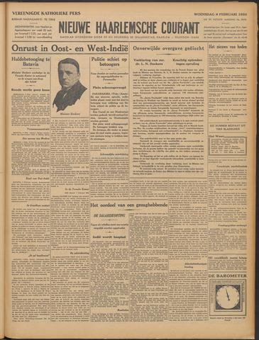 Nieuwe Haarlemsche Courant 1933-02-08