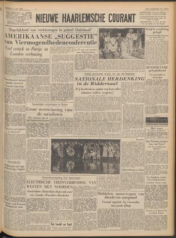 Nieuwe Haarlemsche Courant 1952-05-05