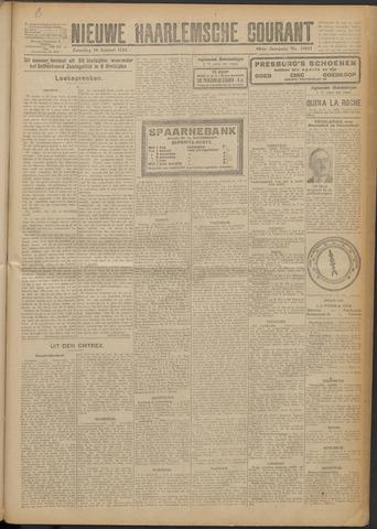 Nieuwe Haarlemsche Courant 1924-01-19