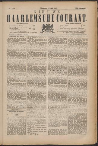 Nieuwe Haarlemsche Courant 1888-06-20