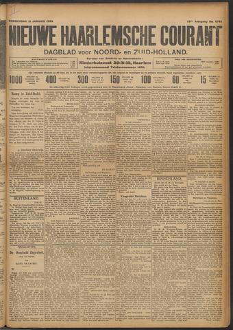 Nieuwe Haarlemsche Courant 1909-01-21