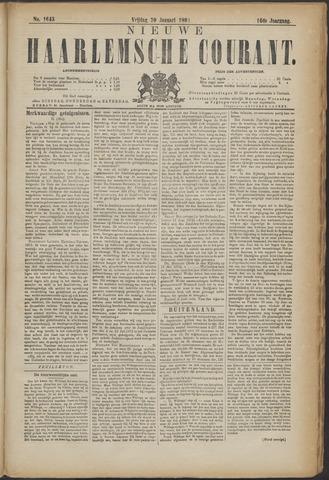 Nieuwe Haarlemsche Courant 1891-01-30