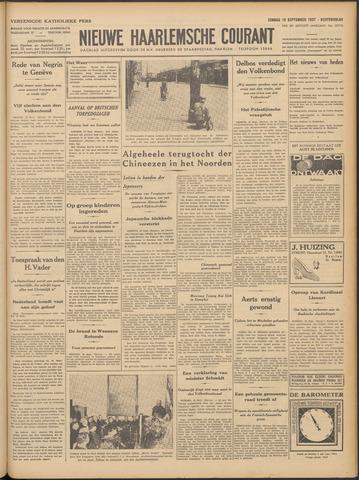 Nieuwe Haarlemsche Courant 1937-09-19