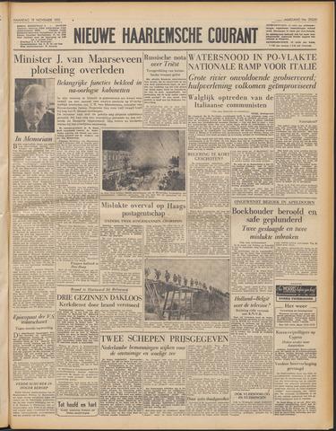 Nieuwe Haarlemsche Courant 1951-11-19
