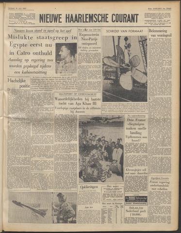 Nieuwe Haarlemsche Courant 1957-07-19