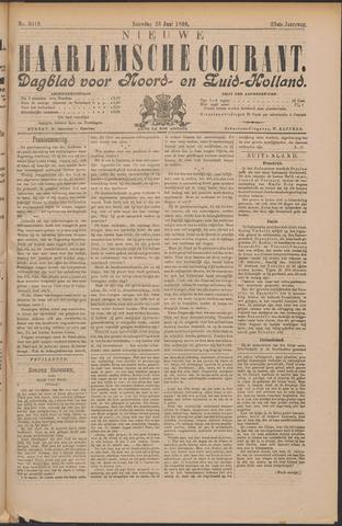 Nieuwe Haarlemsche Courant 1898-06-25