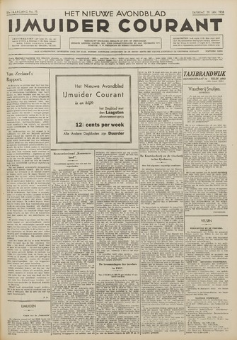 IJmuider Courant 1938-01-29