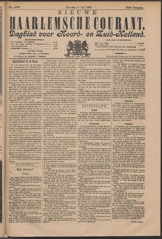 Nieuwe Haarlemsche Courant 1900-07-14