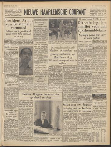 Nieuwe Haarlemsche Courant 1957-07-29
