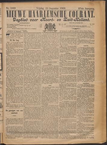 Nieuwe Haarlemsche Courant 1902-08-15