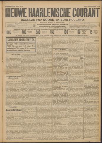 Nieuwe Haarlemsche Courant 1909-10-21