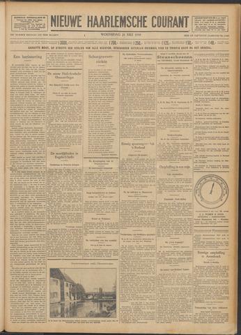 Nieuwe Haarlemsche Courant 1930-05-21
