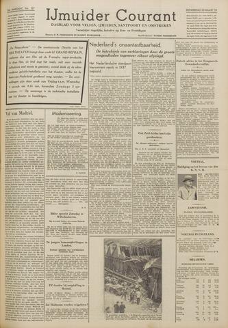 IJmuider Courant 1939-03-30
