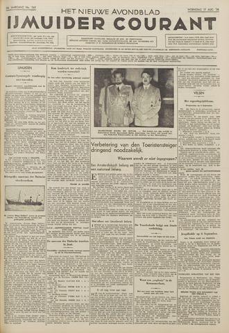 IJmuider Courant 1938-08-17