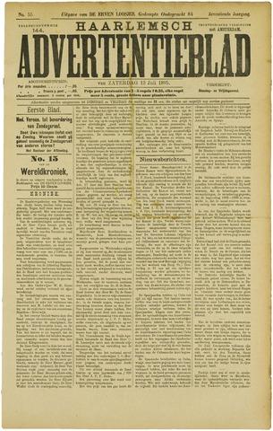 Haarlemsch Advertentieblad 1895-07-13