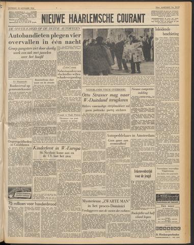 Nieuwe Haarlemsche Courant 1954-11-20