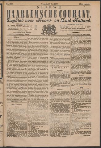 Nieuwe Haarlemsche Courant 1900-07-25