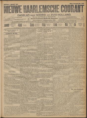 Nieuwe Haarlemsche Courant 1911-03-03