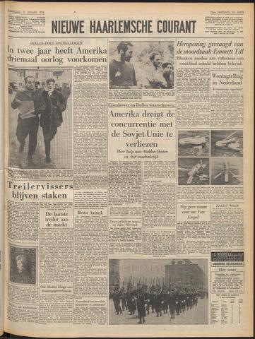 Nieuwe Haarlemsche Courant 1956-01-12