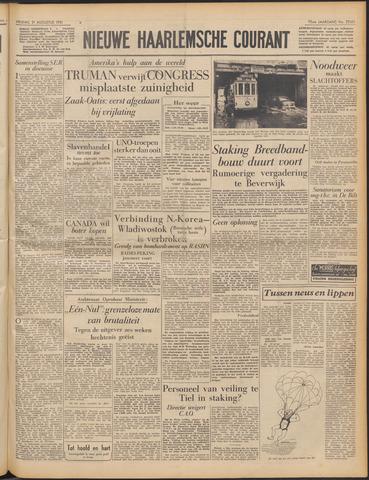 Nieuwe Haarlemsche Courant 1951-08-31