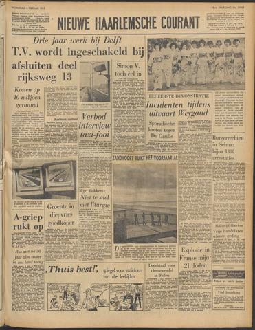Nieuwe Haarlemsche Courant 1965-02-03