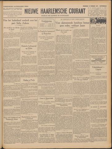 Nieuwe Haarlemsche Courant 1941-02-19