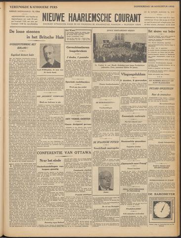 Nieuwe Haarlemsche Courant 1932-08-18
