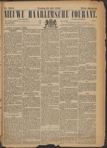 Nieuwe Haarlemsche Courant 1896-07-26