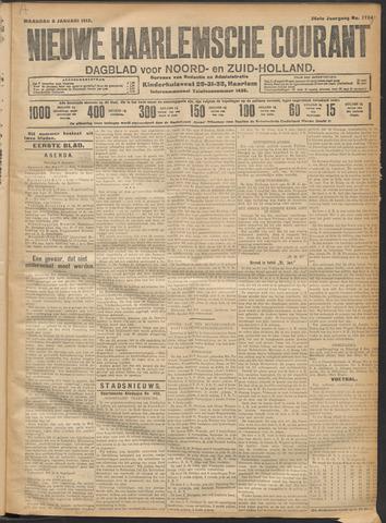 Nieuwe Haarlemsche Courant 1912-01-08