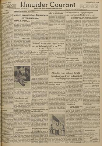 IJmuider Courant 1948-05-29