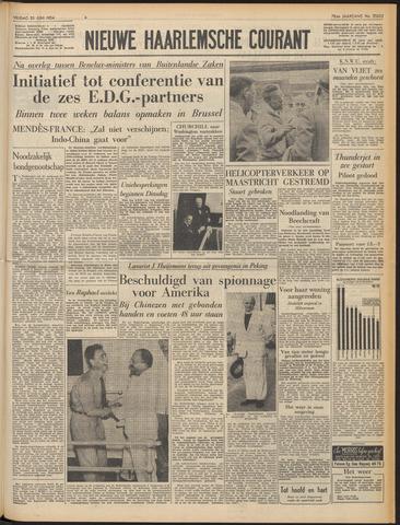 Nieuwe Haarlemsche Courant 1954-06-25