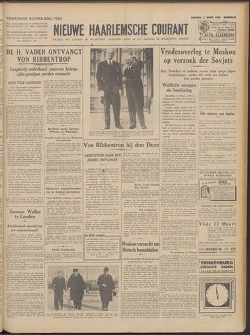 Nieuwe Haarlemsche Courant 1940-03-11