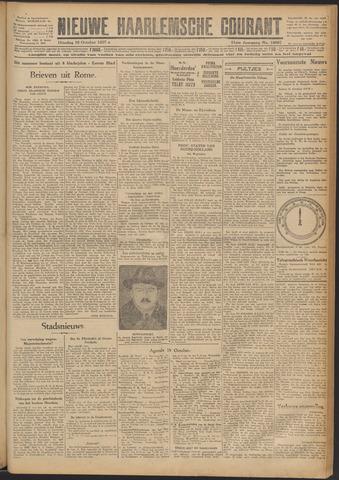 Nieuwe Haarlemsche Courant 1927-10-18