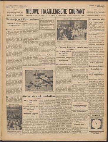 Nieuwe Haarlemsche Courant 1934-06-01