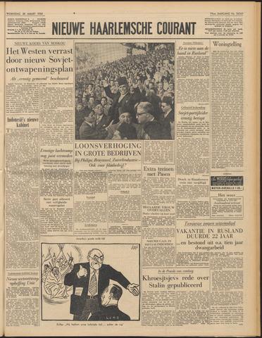 Nieuwe Haarlemsche Courant 1956-03-28