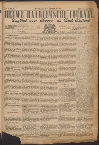 Nieuwe Haarlemsche Courant 1898-03-28