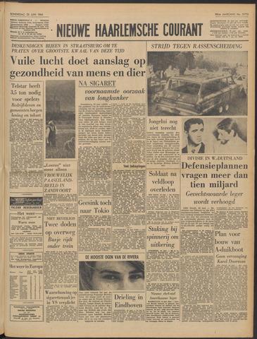 Nieuwe Haarlemsche Courant 1964-06-25