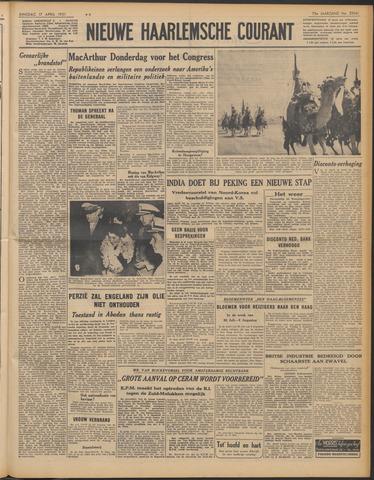 Nieuwe Haarlemsche Courant 1951-04-17