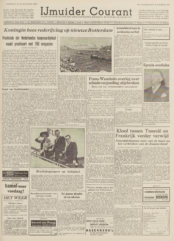 IJmuider Courant 1959-08-21