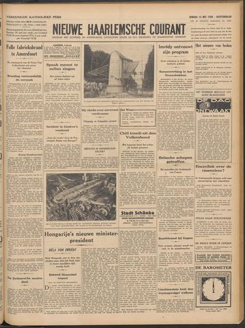 Nieuwe Haarlemsche Courant 1938-05-15