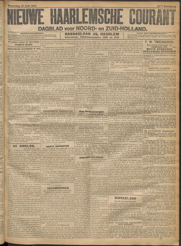 Nieuwe Haarlemsche Courant 1916-07-10