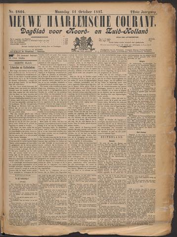 Nieuwe Haarlemsche Courant 1897-10-11