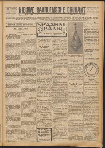 Nieuwe Haarlemsche Courant 1927-12-03