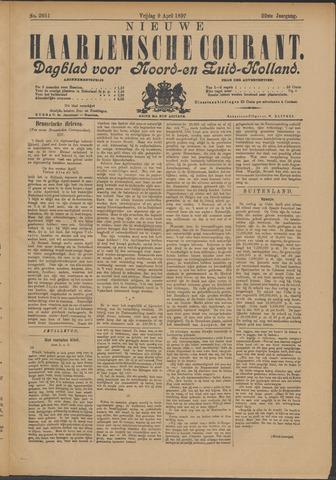 Nieuwe Haarlemsche Courant 1897-04-09