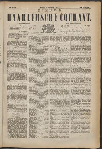 Nieuwe Haarlemsche Courant 1891-12-06