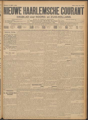 Nieuwe Haarlemsche Courant 1909-09-10