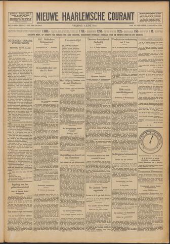 Nieuwe Haarlemsche Courant 1931-06-05